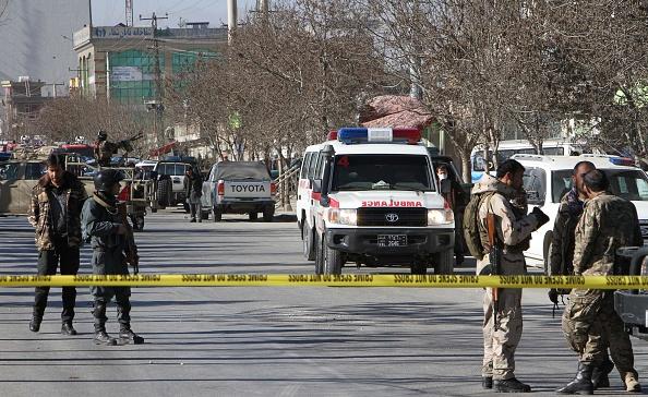 Tras ataque suicida en Kabul mueren 11 personas