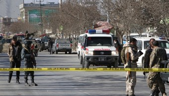 Estado Islámico reivindica atentado que dejó 11 muertos en Kabul
