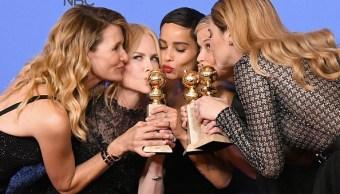 Lista de ganadores de la 75 entrega de los Globos de Oro