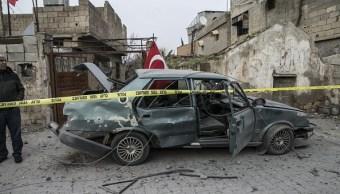 Cohete lanzado desde Siria hacia Turquía causa un muerto y 32 heridos