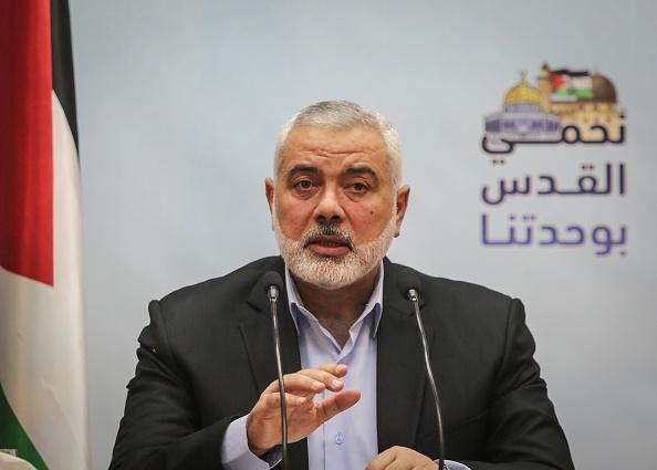 EEUU incluye al líder de Hamás en su lista de terroristas