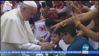 Papa Francisco pide perdón por abusos a menores por religiosos chilenos