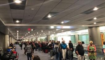 Fallo informático causa retrasos en vuelos de varios aeropuertos de EU