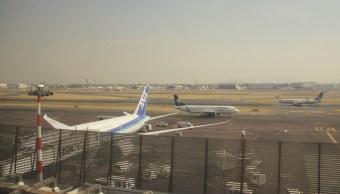 cancelan vuelos aicm tormenta invernal eu