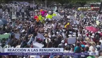 Albores Gleason dice que buscará acercamiento con militante del PVEM en Chiapas