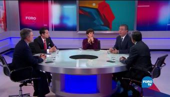 Alebrijes Águila Sol Programa 7 Enero 2018 Entrevista Alejandro Díaz De León Reforma Fiscal Donald Trump Perspectivas México