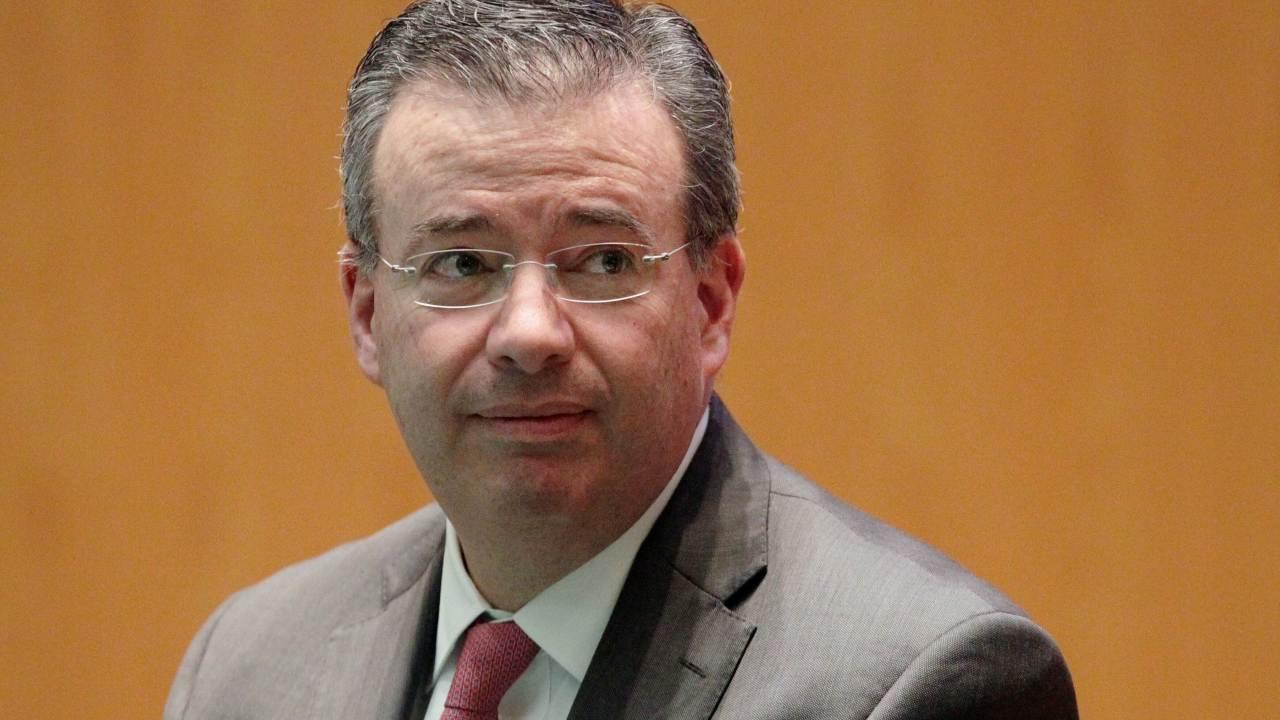 Inflación no está fuera de control, dice Alejandro Díaz de León