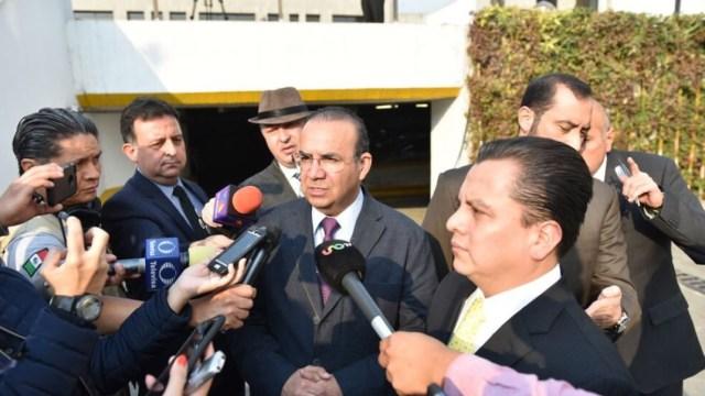 alfonso navarrete convocara partidos politicos hablar seguridad
