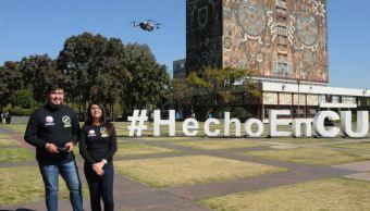 Alumnos de la UNAM participan en simulacro de viaje a Marte