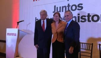 AMLO integra a Tatiana Clouthier y Alfonso Romo a su equipo