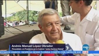 Amlo Realiza Gira Veracruz