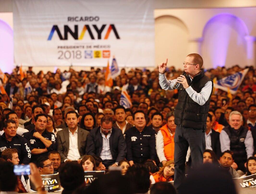 Moreno Valle descarta buscar candidatura presidencial