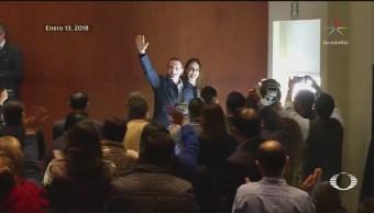 Anaya critica a AMLO y a Meade, en Hidalgo