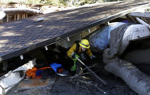 aumenta muertos deslaves california tormentas estados