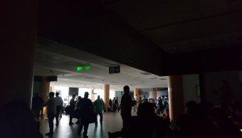 Apagón principal aeropuerto Perú afecta vuelos
