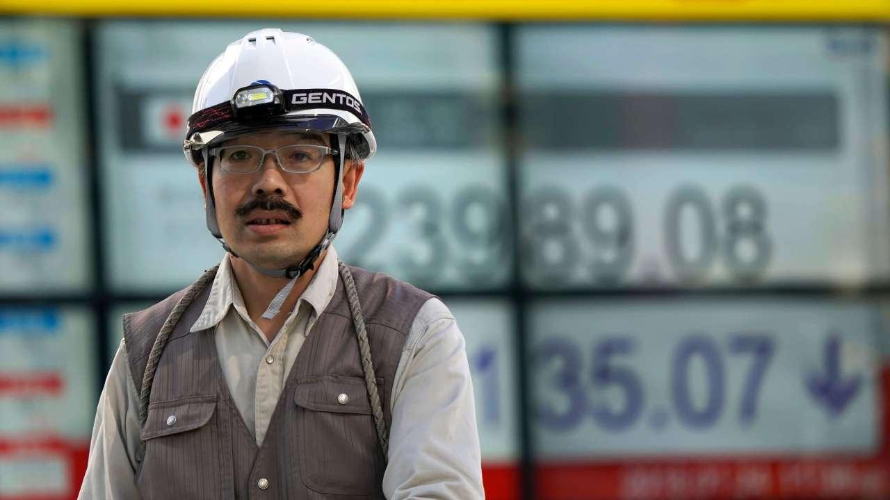 Apreciación del yen golpea a la Bolsa de Tokio