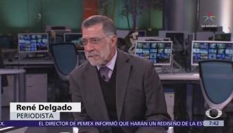 Arranque del periodo ordinario de sesiones, análisis con René Delgado