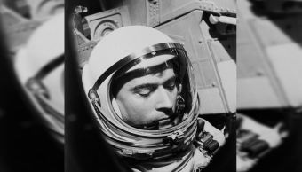 Muere el astronauta John Young, el noveno hombre en pisar la Luna