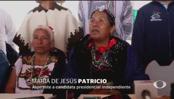 Atacan Caravana Marichuy Aspirante Presidencial