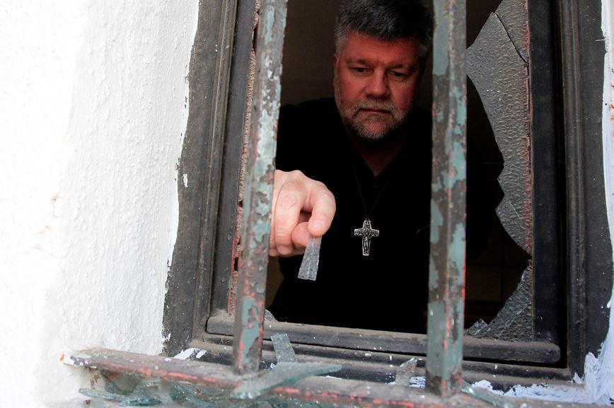 Investigan en Chile quinto ataque contra templo católico menos de 24 horas
