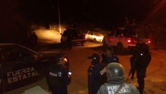 Ataque armado deja dos muertos en Heliodoro Castillo, Guerrero