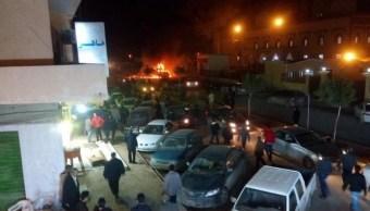 Ataque coches bomba Bengasi deja 27 muertos