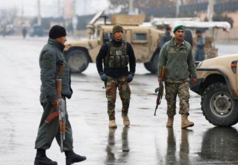 Al menos 5 muertos en ataque a la academia militar en Kabul
