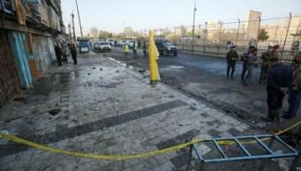 doble atentado suicida deja al menos 26 muertos en bagdad, irak