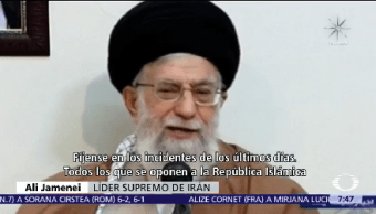 Aumenta Intensidad Protestas Irán