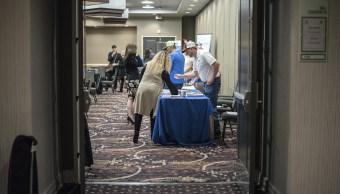 Aumentan las solicitudes de ayuda por desempleo estadounidense