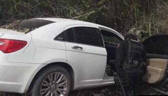 hombres armados asaltan a familia sobre autopista mazatlan durango