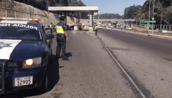 Se rompe récord de cruces vehiculares en casetas de Capufe vacaciones decembrinas