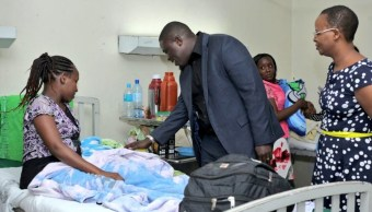 autoridades de hospital de kenia atienden denuncias por abuso