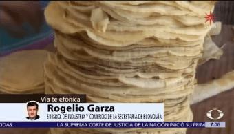 Autoridades Responden Aumento Precio Tortilla