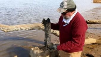 """Hallan los posibles restos de """"Clotilde"""", el último barco esclavista de EU"""