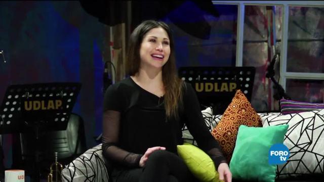 Bianca Marroquín en 'El Interrogatorio' con Silvestre López Portillo