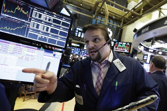 Wall Street: Dow Jones sufre su peor caída desde mayo de 2017
