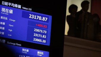 Tokio cierra con alza marginal por crisis del gobierno estadounidense