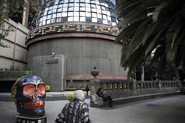 Bolsa Mexicana llega a cinco sesiones con avances