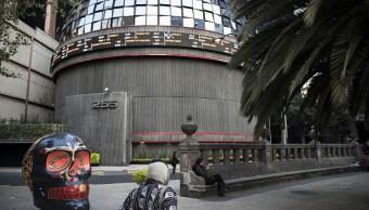 La Bolsa Mexicana inicia la semana con ganancia