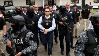 Ministerio Público pide a juez vincular a proceso a Roberto Borge