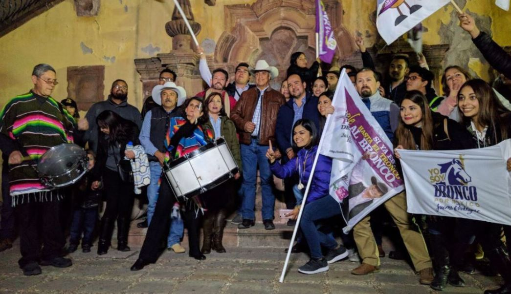 jaime inconsistencias firmas independientes rodriguez zacatecas