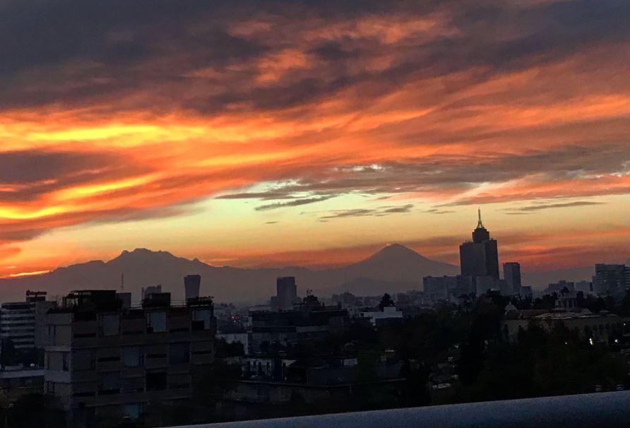 Valle de México presentan buena calidad del aire