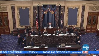 Cámara de Representantes de EU aprueba proyecto de financiamiento del Gobierno