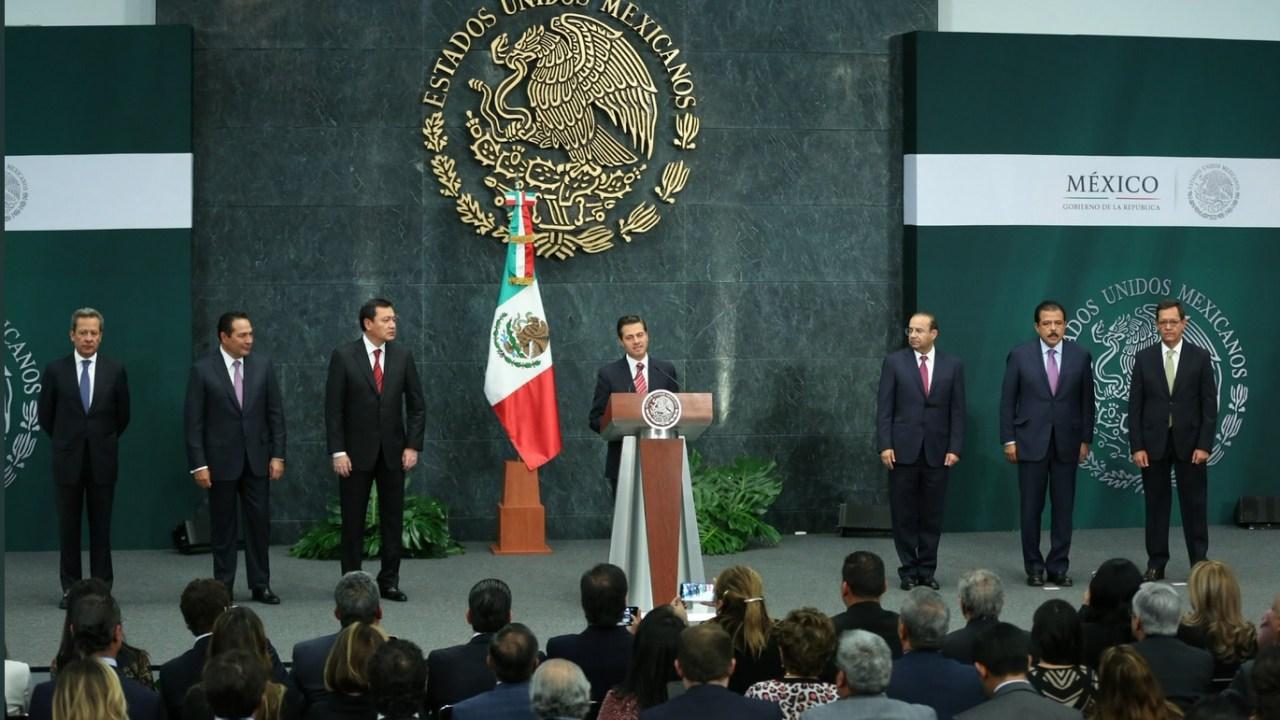 Osorio Chong renuncia a Segob; lo sustituye Navarrete Prida