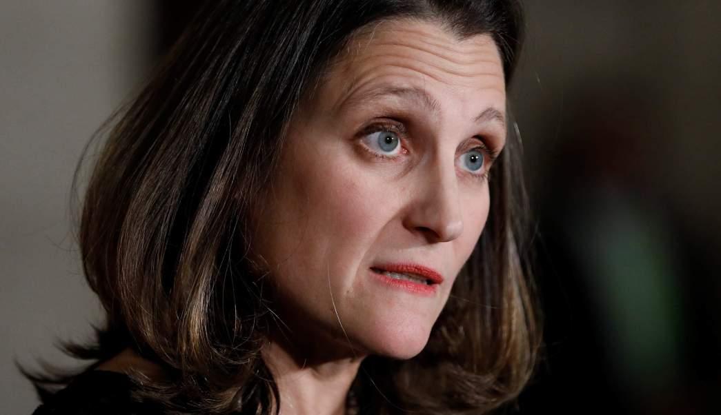 Canadá pide considerar la posible salida de Estados Unidos del TLCAN