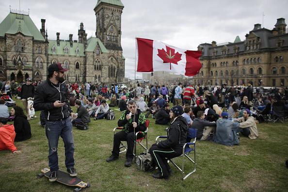 Canadienses gastaron 4 mil 600 mdd cannabis 2017