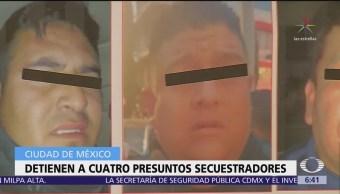 Capturan a un expolicía ministerial de Tamaulipas por extorsionar en la CDMX