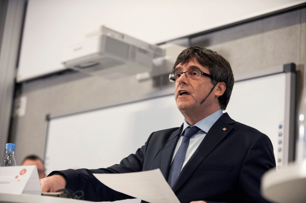 'Carles Puigdemont no va a ir al pleno de la investidura'