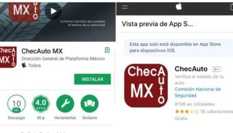 desarrollan app checautomx detectar autos reporte robo